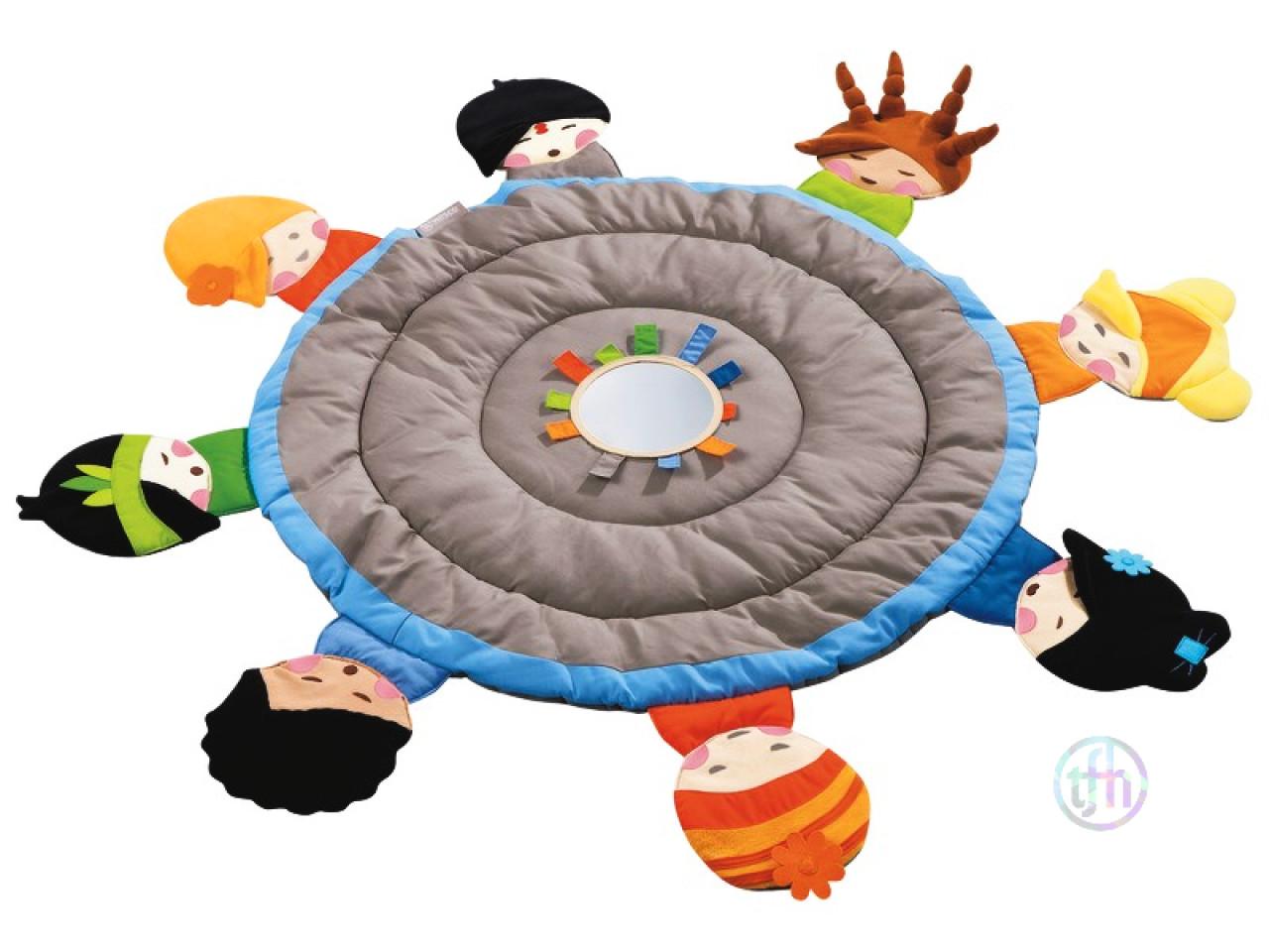 Global Children Tactile Playmat