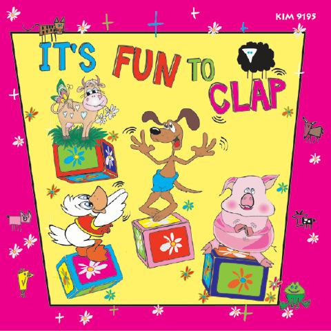 It's Fun to Clap - Games Sensory Toy