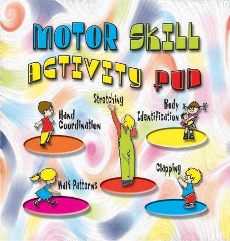 Activity CD, Motor Skill Activity Fun