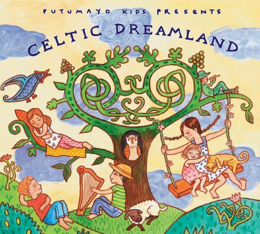 Music CD, Celtic Dreamland