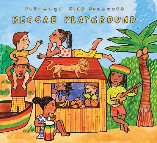 Music CD, Reggae Playground