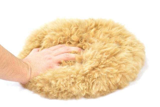 Sensory Fluffy Alpaca Pillow