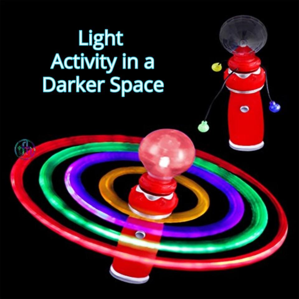Orbitor Light - Adapted Toy