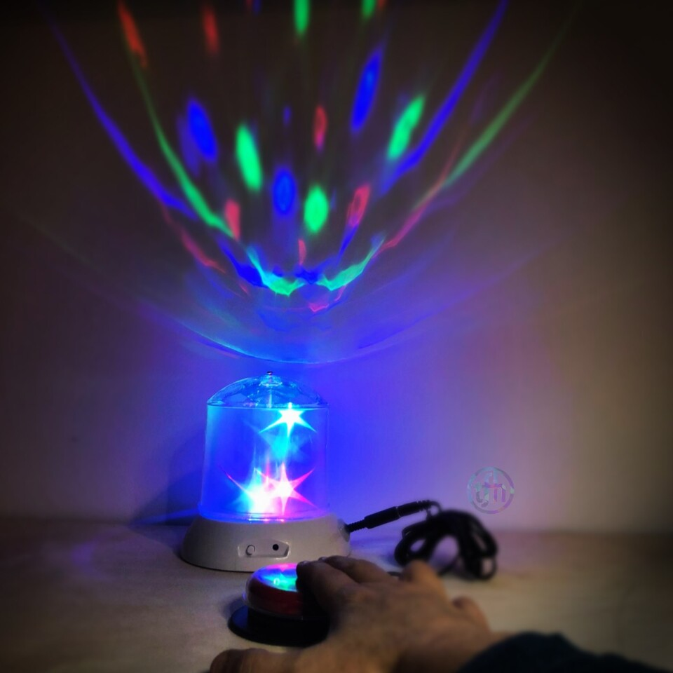 Star Lamp Projector - Adapted Toy