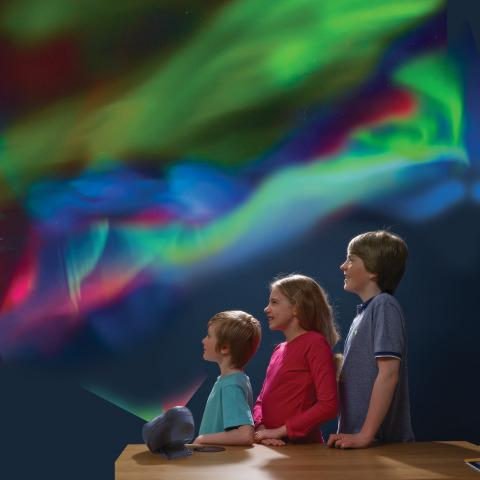 Northern Lights Projector - Illuminated Sensory Toy