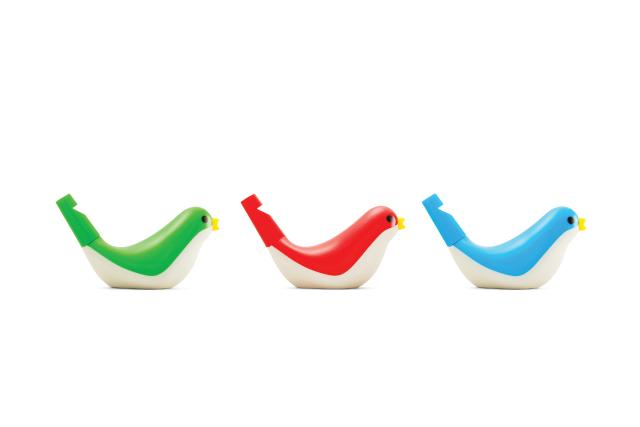 Bird Whistles Set of 3