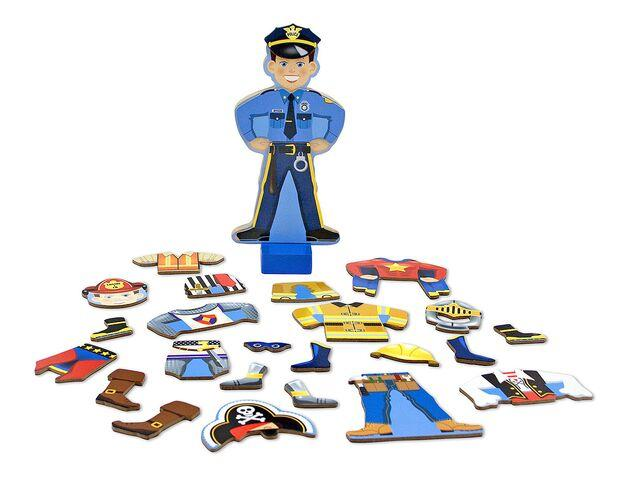 Boys Magnetic Dress-Up Set
