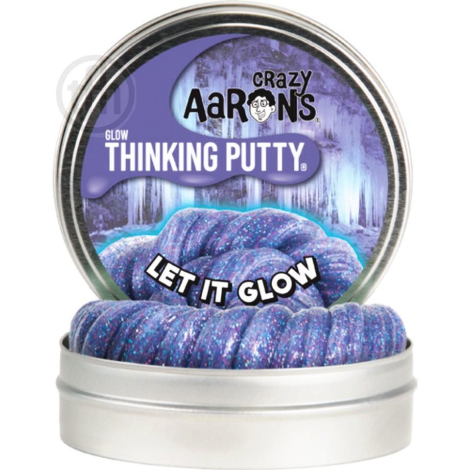 """Crazy Aaron's """"Let it Glow"""" Putty"""