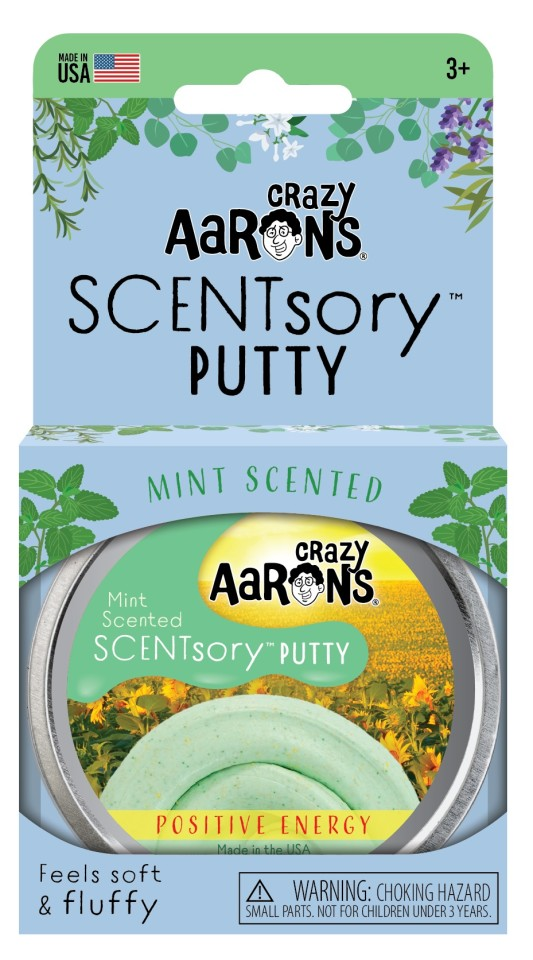 Crazy Aaron's Positive Energy Scentsory Putty