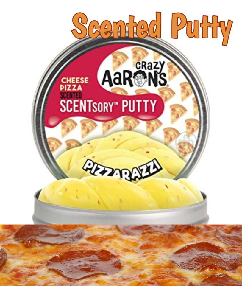 Crazy Aaron's Scented Putty - Double Chocolate
