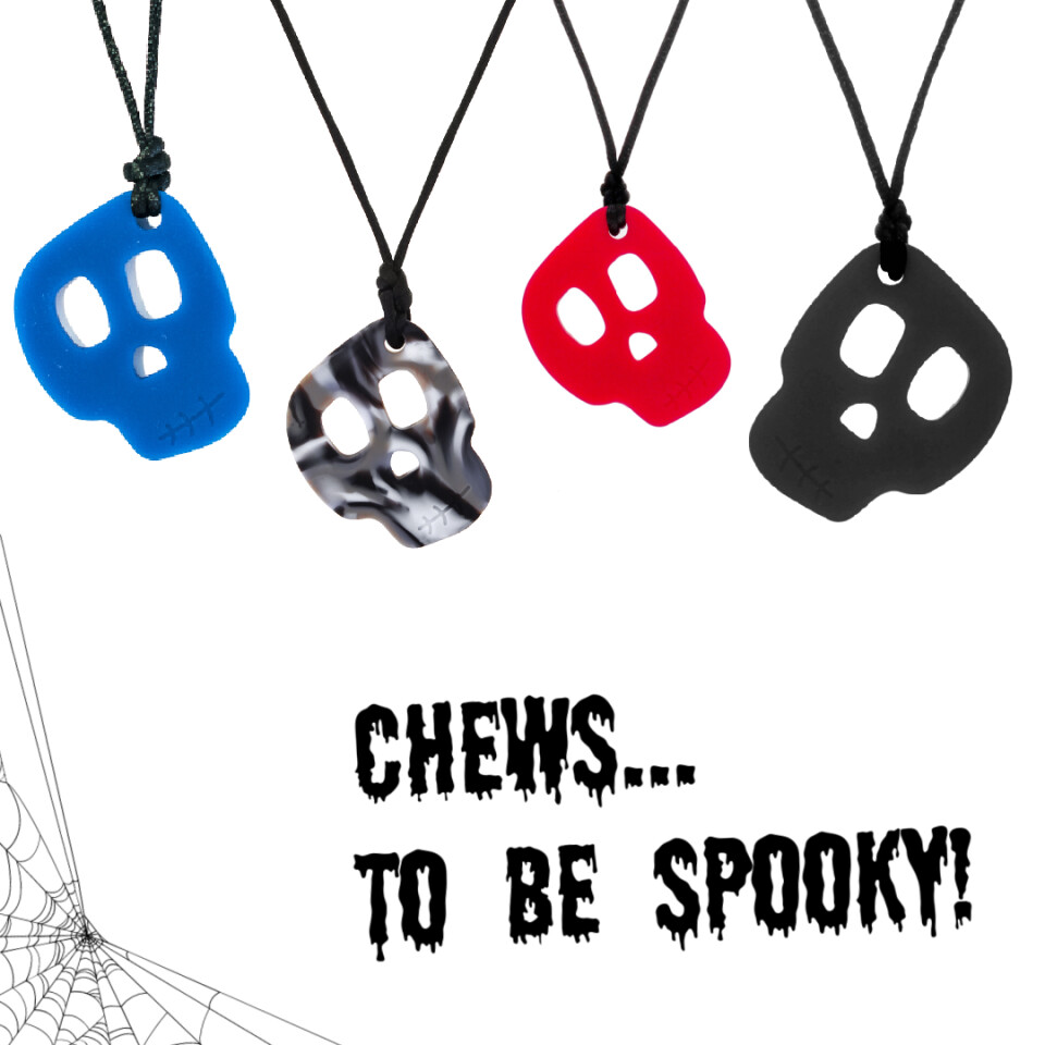 Chew - Skull Necklace Options