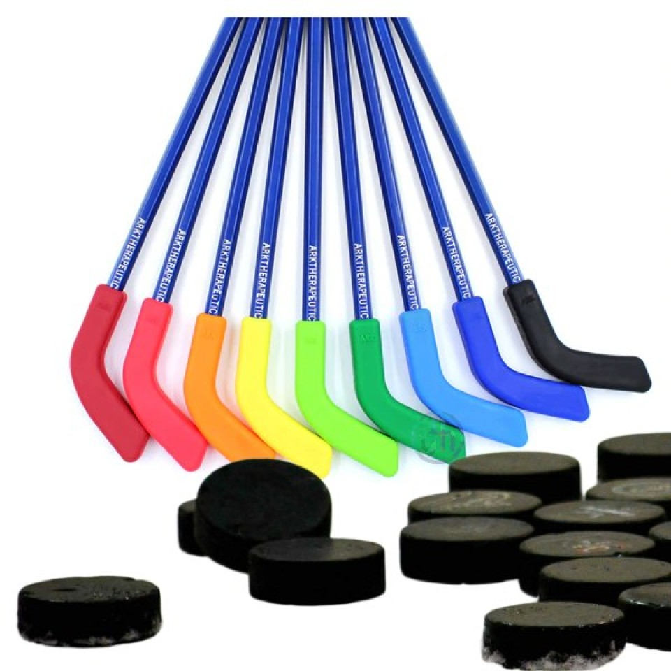 Hockey Stick Pencil Topper