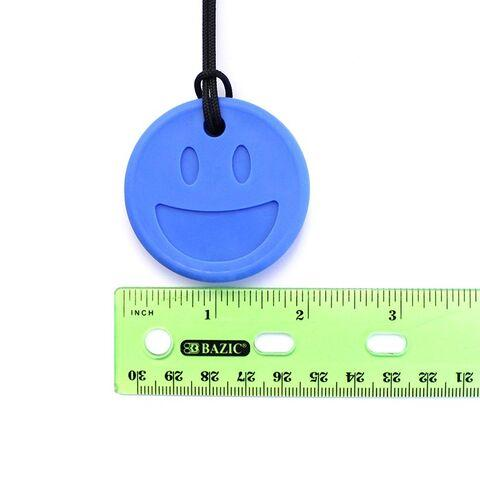 Chew Smiley Face, 5 Colour Choices
