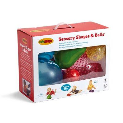 Sensory Shapes and Balls Mega Set