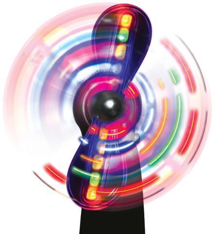 Sensory Fan Toy