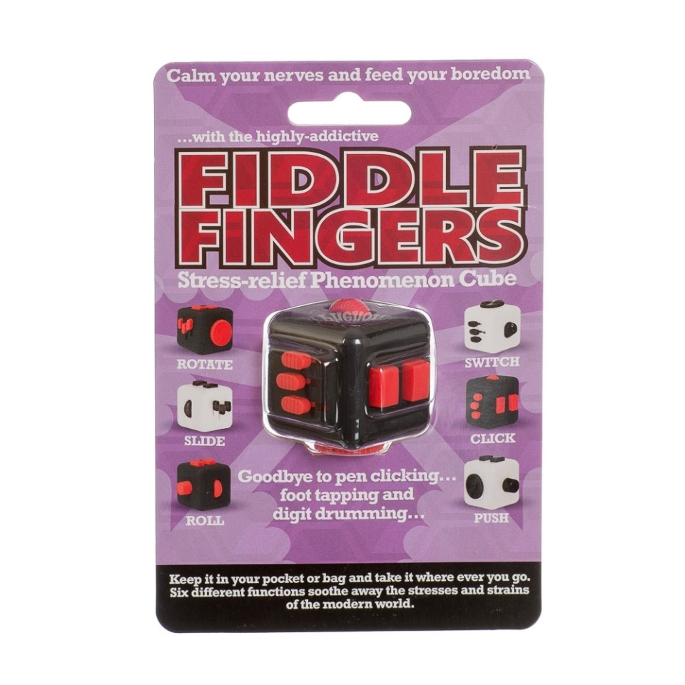 New Function Fiddle Fingers - Developing Sensory Toy