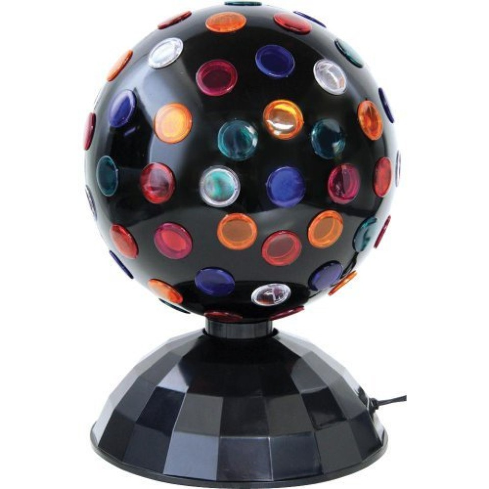 Giant Rotating Disco Ball