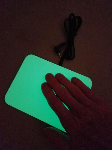 Glow in the Dark Pal Pad