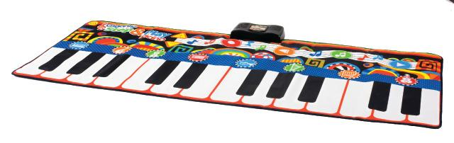Giant Step & Play Piano