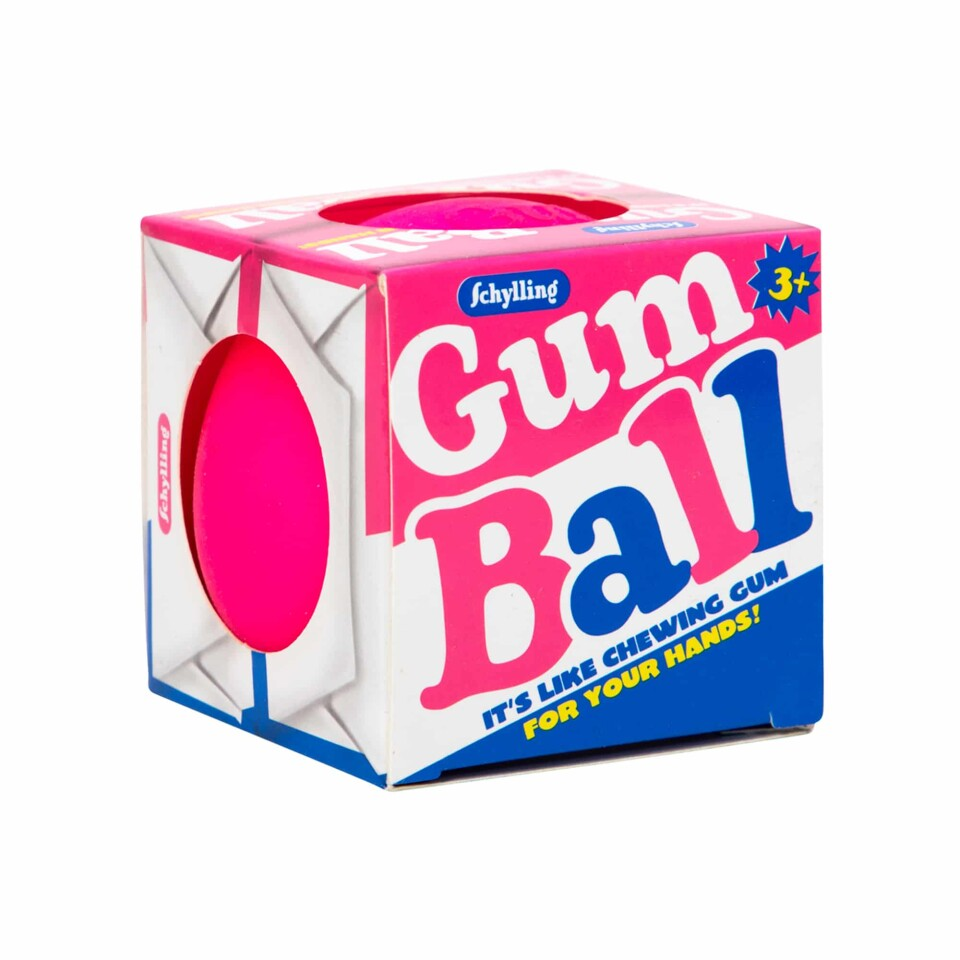 Gum Ball - Stress Ball