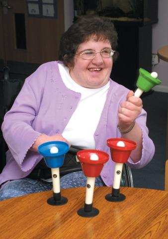 Hand Bells - Bells Special Needs Toy