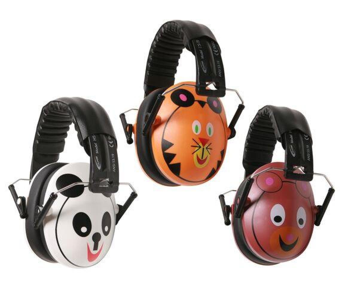 Hörselskydd - Panda