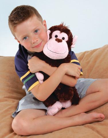 Hot Hug Monkey