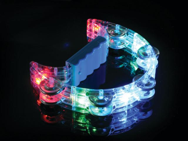 Illuminated Tambourine - Expressive Special Needs Toy