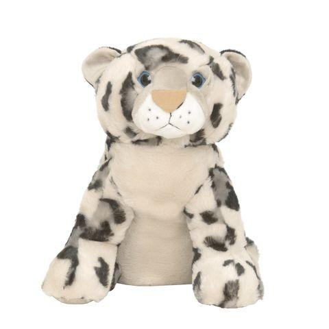 Jiggy Snow Leopard - Vibrating Sensory Toy
