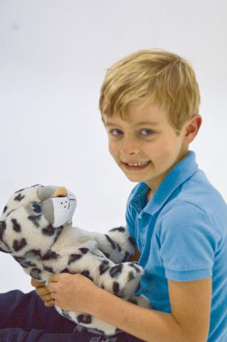 Jiggy Leopard