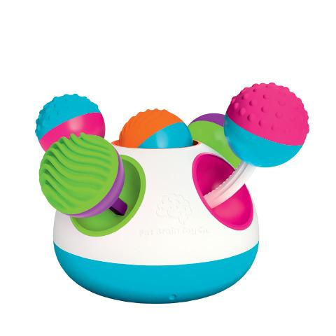 Klickity, Colourful Cause & Effect Multi-Sensory Toy