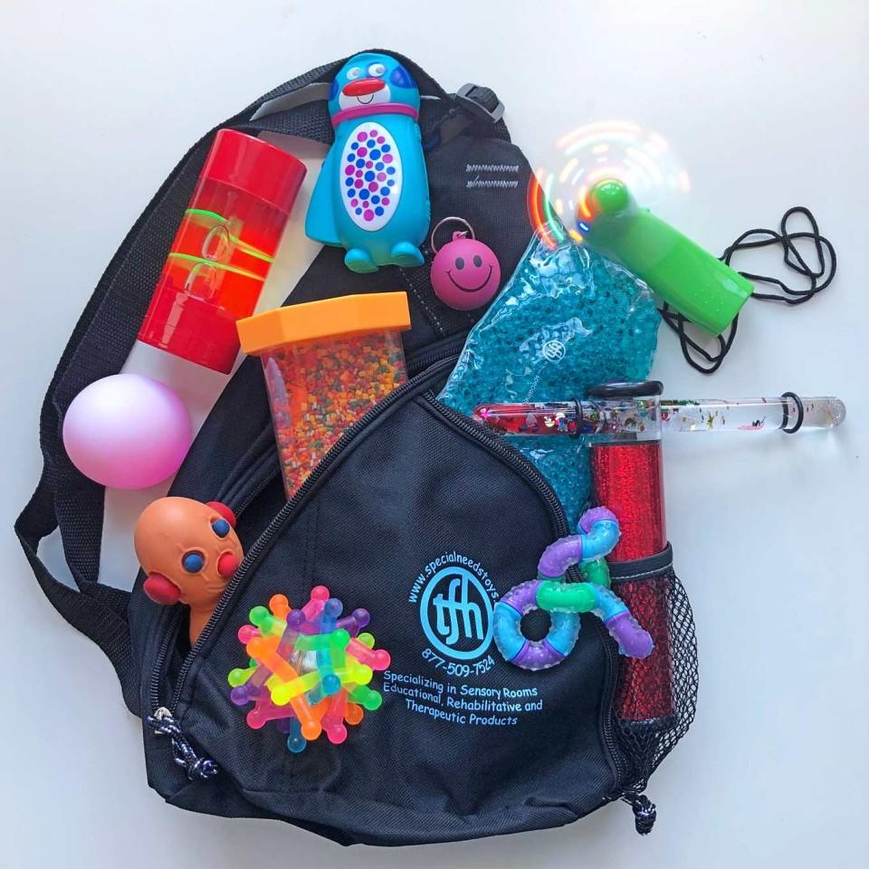 Sensory Backpack