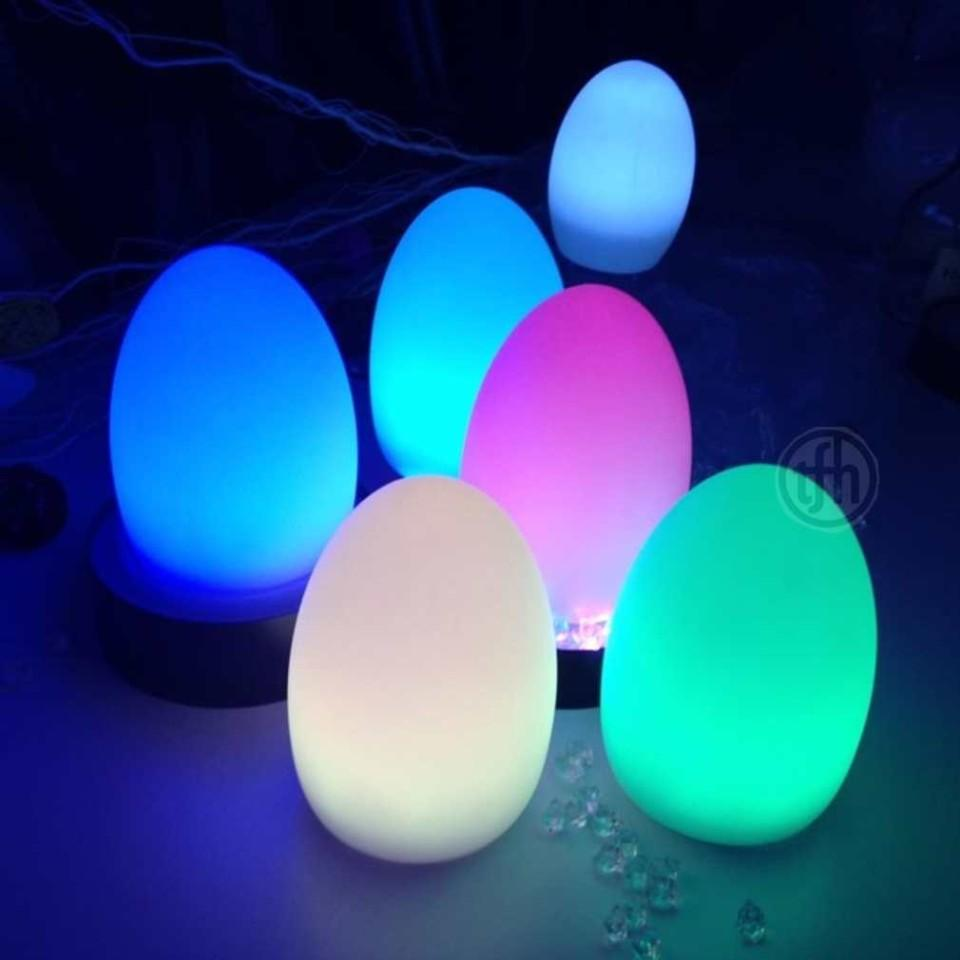 LED Light Egg Shape