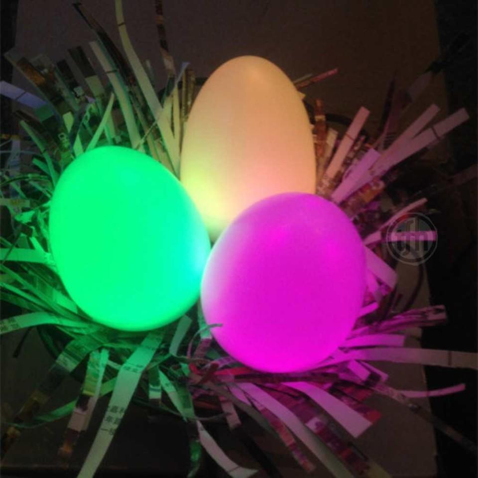 LED Light Egg Shape