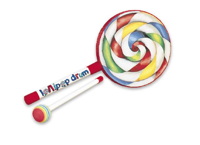 Sensory Percussion Lollipop Drum