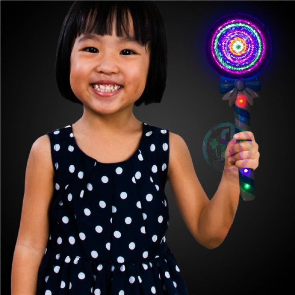Lollipop Lights Wand