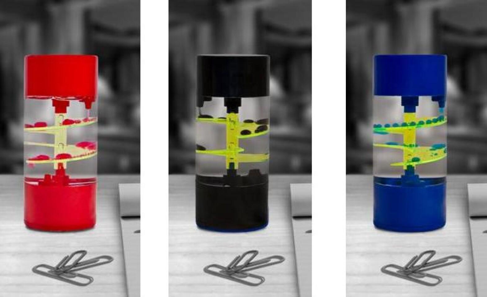 Liquid Timers Set of 3 - Sensory Timers