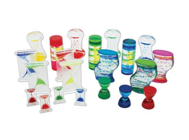 Sensory Liquid Timer Pack