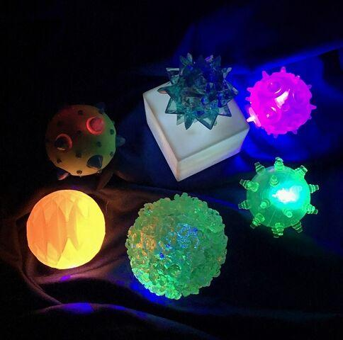 Light Up Sensory Kit