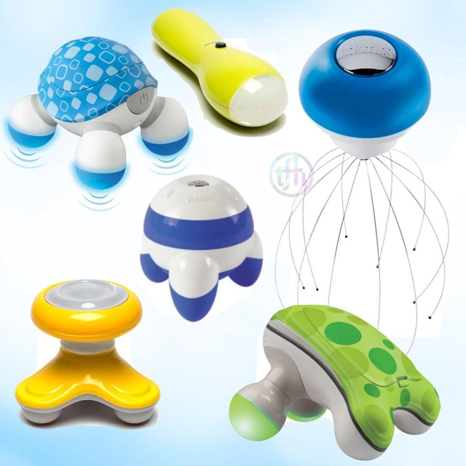 Handheld Vibrating Massage Kit