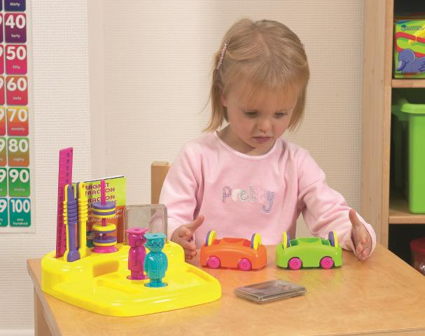 Magnetic Attraction Kit - Puzzling Sensory Toy
