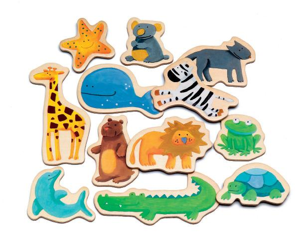 Magnet Matching, Animal