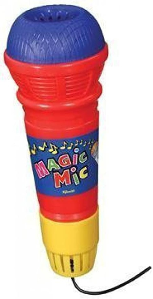 Magic Microphone
