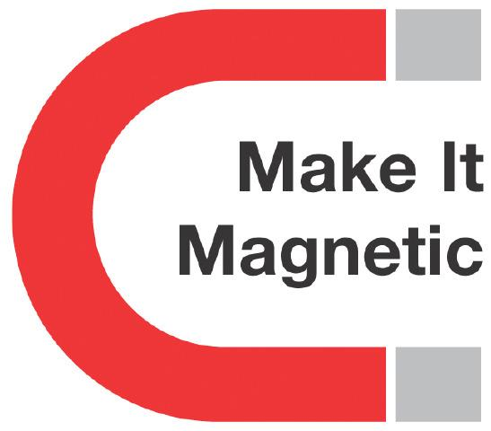 Make It Magnetic Square - Inclusive Sensory Toy