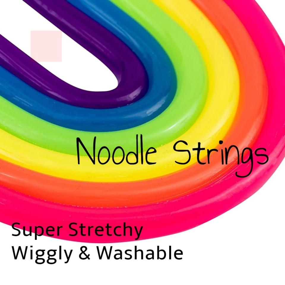 Washable Stretchy Noodle String