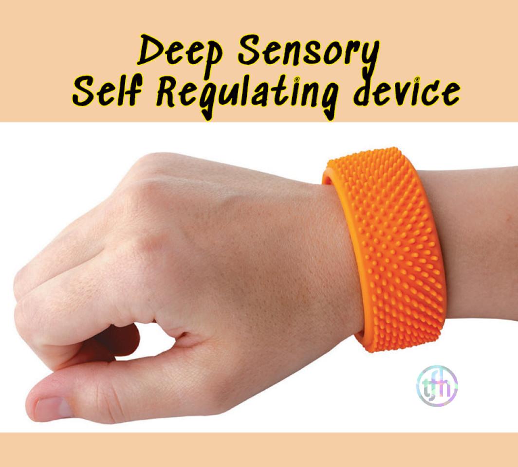 Sensory Snap Band