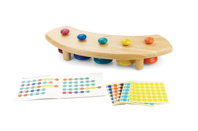 Pat Bells Station - Bells Sensory Toy