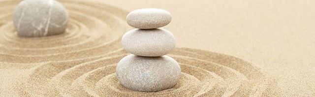 Grande Meditation Zen Garden