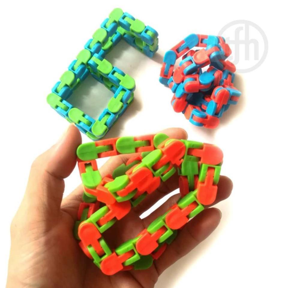 Whacky Tracks Fidget Sensory Toy