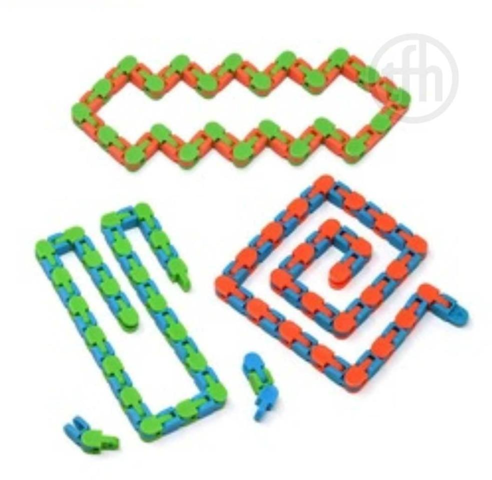 Whacky Tracks Fidget Sensory Toy